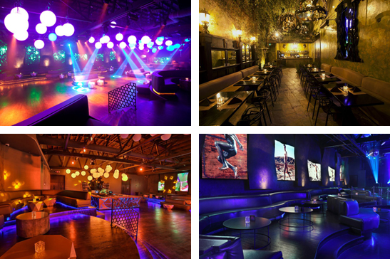 Lure Nightclub NYE Venue