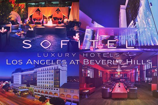 Sofitel LA Hotel Venue Images