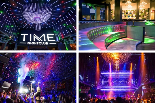 Time Nightclub NYE New Years Destination