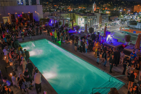 Top-Ranked W Hollywood Hotel New Years Events