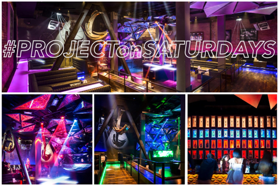 Project Nightclub Venue Images