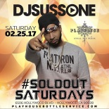 Playhouse Hollywood Saturday February 25