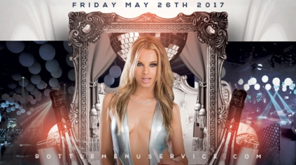 Jillian Janson Birthday Party Club Lure