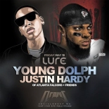 Young Dolph Party Club Lure Los Angeles