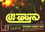 Lure Saturday Hip Hop Party with DJ Cobra