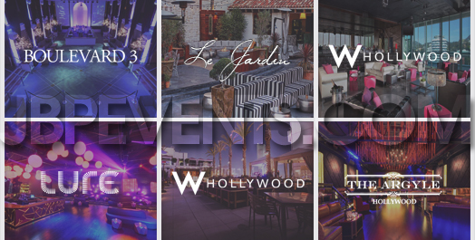 Hollywood Halloween Top LA Hot Spots 2017