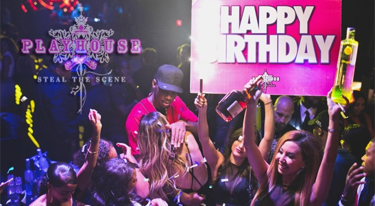 Playhouse Club Hollywood Events