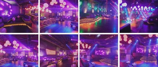 Lure Nightclub BET Weekend Party Spot