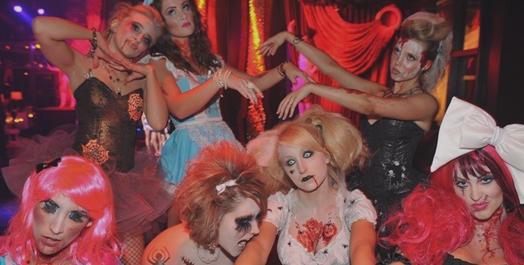 Avalon | Haunt Massive Halloween 19 & Over