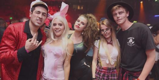 Halloween | Nightmare on Hollywood Blvd 19 & Over