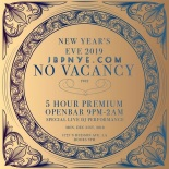 No Vacancy NYE New Years 2019