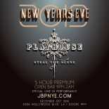 Playhouse Hollywood NYE New Years