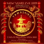 Yamashiro Hollywood New Years Open Bar Tickets