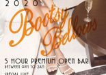 Bootsy Bellows 2020 New Years Open Bar Tickets