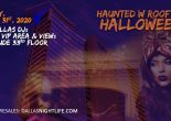Haunted W Dallas Halloween